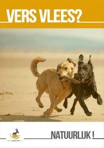 E-book Vers Vlees voor Honden